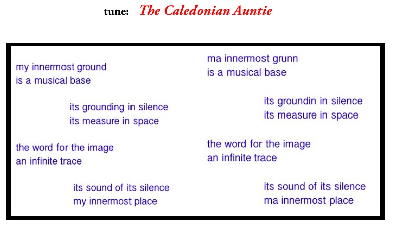 the caledonian auntie