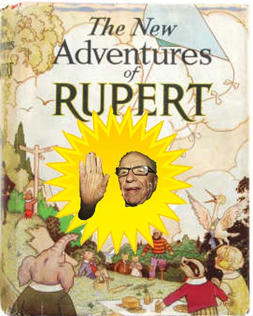 the new adventures of rupert